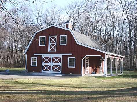 shed style homes barn style homes custom barn with gambrel roof 10 39 wide