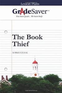 The Book Thief  Lesson Plans And Study On Pinterest