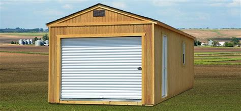 The Perfect Motorcycle Shed?-backyard Outfitters Inc