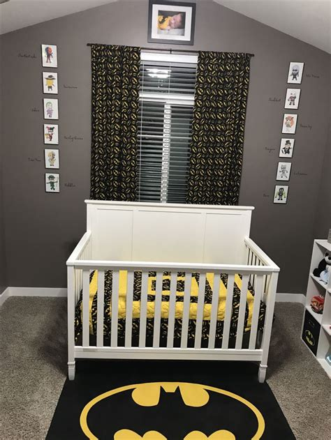 pin  joshua petersen  batman nursery pinterest nursery batman nursery  batman