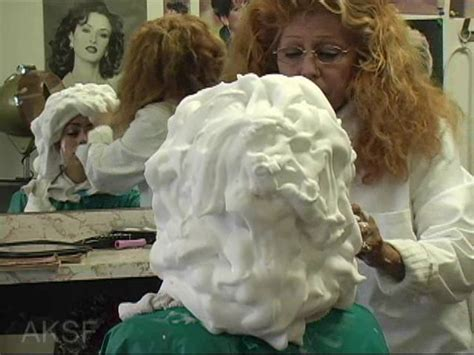 foam perm perming pinterest perms