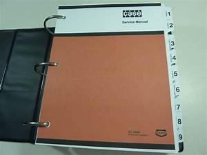 Case 584d 585d 586d Forklift Service Manual