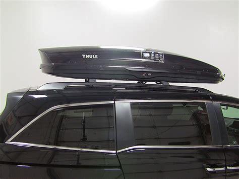 Thule Sonic Xxl Rooftop Cargo Box