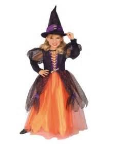 Pretty Witch Halloween Costume