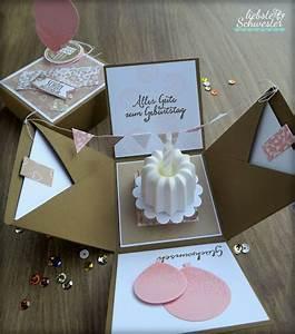 Box Selber Basteln : die besten 25 geschenkbox basteln ideen auf pinterest ~ Lizthompson.info Haus und Dekorationen