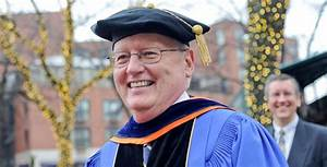 James McCarthy Inaugurated as University's Ninth President ...