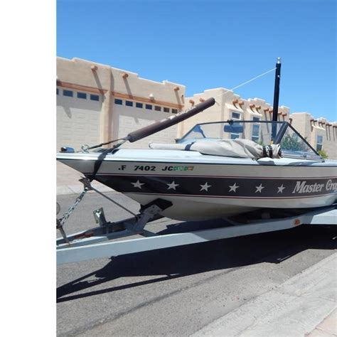 1985 mastercraft stars and stripes powerslot for sale in