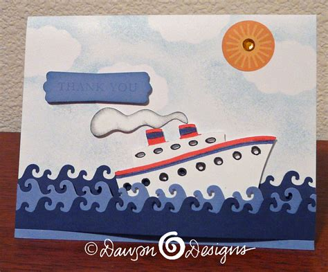 Cruise Ship | Stephanieu0026#39;s Designs Cards U0026 Creations