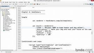 simple handlebars templates With handlebars template tutorial