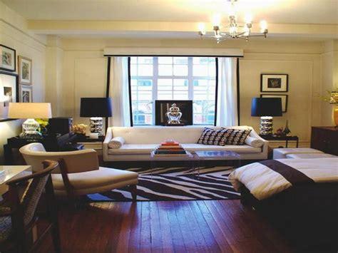 Elegant Studio Apartment Decorating Ideas