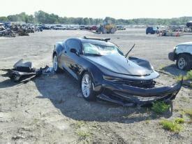 salvage chevrolet camaro cars  sale  auction