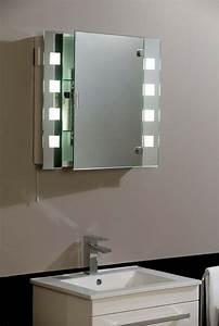 Badezimmer Spiegelschrank Mit Beleuchtung Schne Ideen