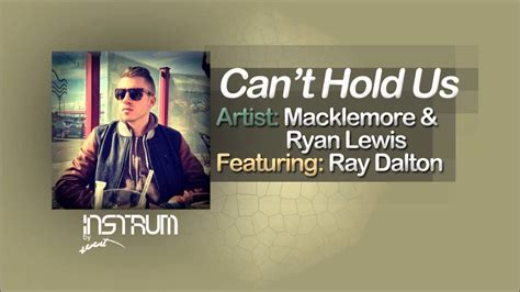 Macklemore & Ryan Lewis Ft. Ray Dalton