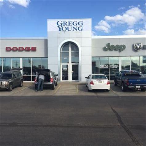 chrysler jeep dodge dealership gregg young chrysler dodge jeep ram car dealership in