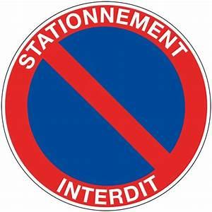Panneau Interdit De Stationner : interdiction de stationner imprimer ~ Dailycaller-alerts.com Idées de Décoration
