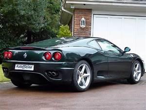 Featured 2001 Ferrari 360 Modena At J