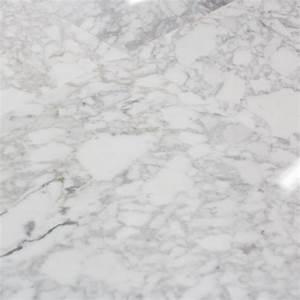Carrelage 100% Marbre Blanc Poli Carrare 40x40 cm, marbre pas cher