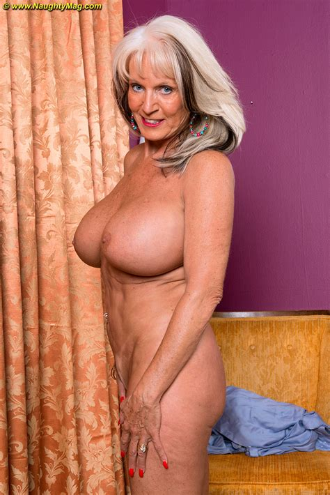 Sally D Angelo 60 Plus Milf