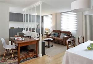 Deco Melange Rustique Et Moderne : deco maison melange moderne ancien ~ Melissatoandfro.com Idées de Décoration