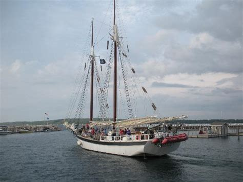 Traverse City Boat Tours by The Captain Picture Of Ship Manitou Day Tours