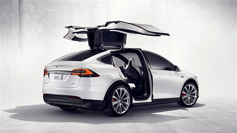 The Tesla Model X Will Cost The Same As Model S In