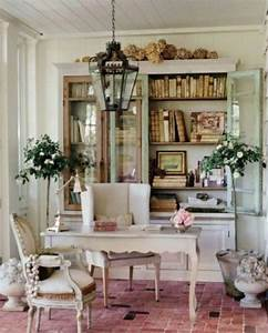 45 Charming Vintage Home Offices | DigsDigs