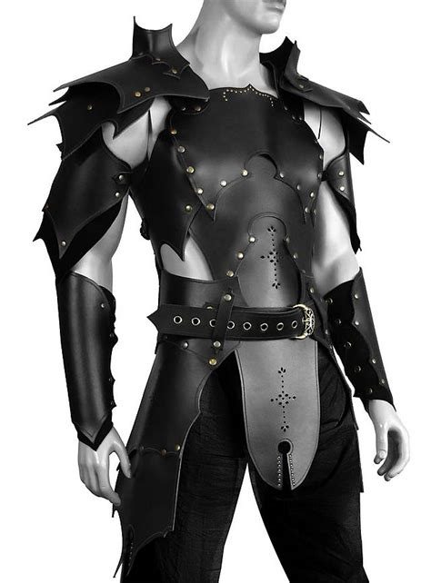 Leather armour set - Overlord - maskworld.com
