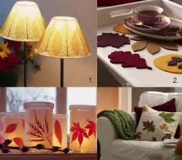 weisses sofa herbstdeko ideen farbenfrohe tischdeko und andere bastelideen