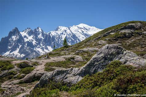 chalet du lac blanc lac blanc via the col des montets or tr 233 le ch