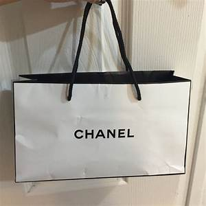 CHANEL - Chanel small shopping bag from Cathy's closet on ...