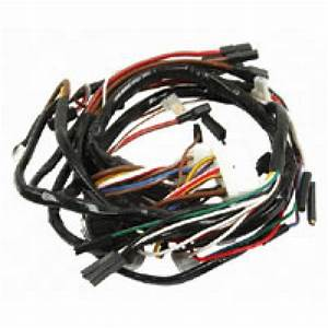 Ford 2000  3000  4000 Tractor Wiring Loom  Harness