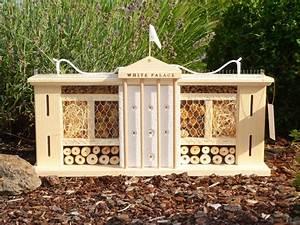 Bienenhaus Selber Bauen : d bel insektenhotel bausatz selber bauen wei er palast ~ Lizthompson.info Haus und Dekorationen
