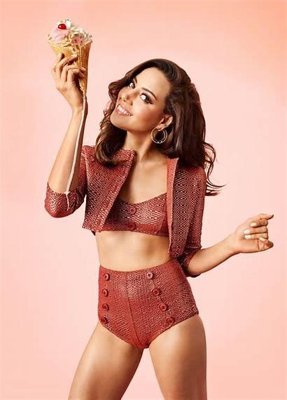 Aubrey Plaza Photoshoot Cosmopolitan Bikini Celebrities Makes