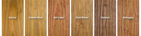 stain colors  time wood
