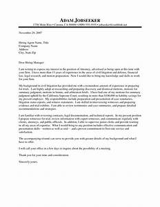 Cover letters for lawyers cover letter example for Cover letter for internship in law firm
