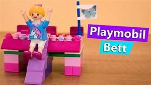 Playmobil Bett Selber Machen Familie Vogel Prinzessinnen