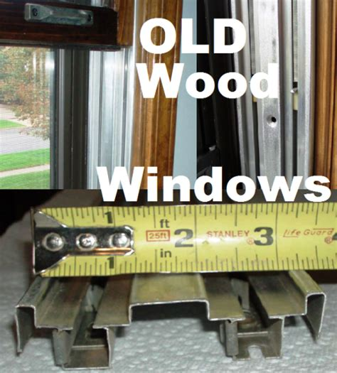 metal jambliner replacements sash carrier tracks aluminum truth window hardware