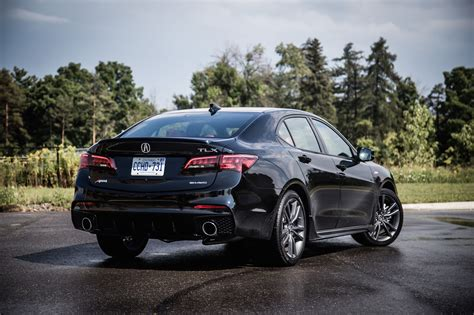Acura Tlx 2018 by Review 2018 Acura Tlx A Spec Canadian Auto Review