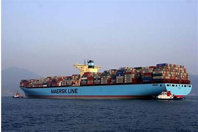 Maersk Container Line Emma Triple Vessels Class