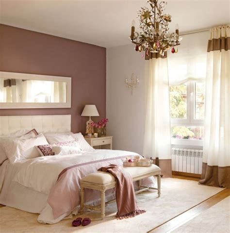 chambre parme et beige 45 idées magnifiques pour l 39 intérieur avec la couleur