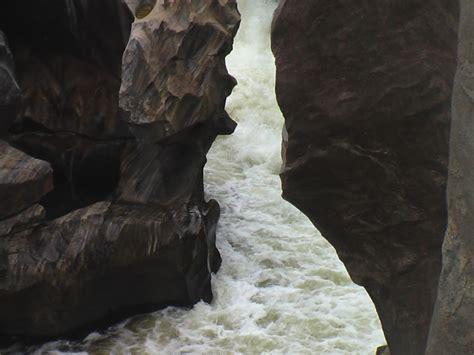 mekedatu falls  photo  karnataka south trekearth