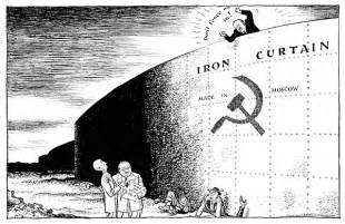 us history iron curtain