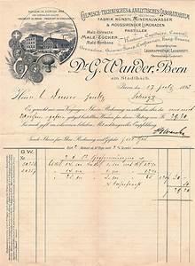 Signierte Rechnung : autographen der schweiz autogramm details ~ Haus.voiturepedia.club Haus und Dekorationen