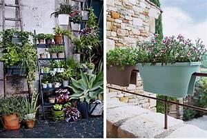 decoration balcon avec plantes With comment amenager un jardin tout en longueur 1 decoration jardin en longueur exemples damenagements
