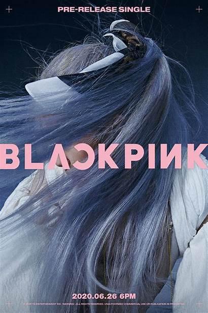 Blackpink Teaser Release Pre Single Rose Releases