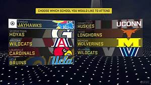 10 Confirmed Colleges in NBA 2K16 - Operation Sports