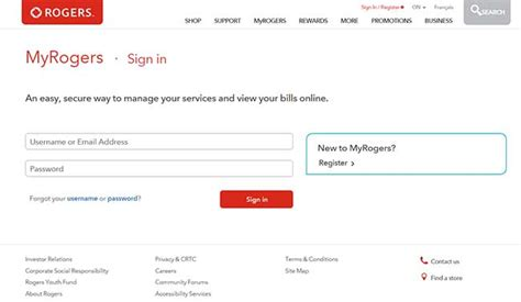 Rogers Communications Services