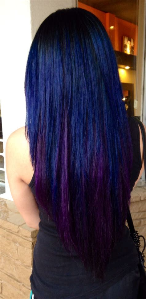 25 Best Ideas About Two Color Hair On Pinterest Two