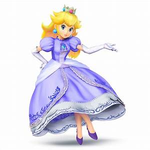 Peach Characters K P Super Smash Bros For Nintendo