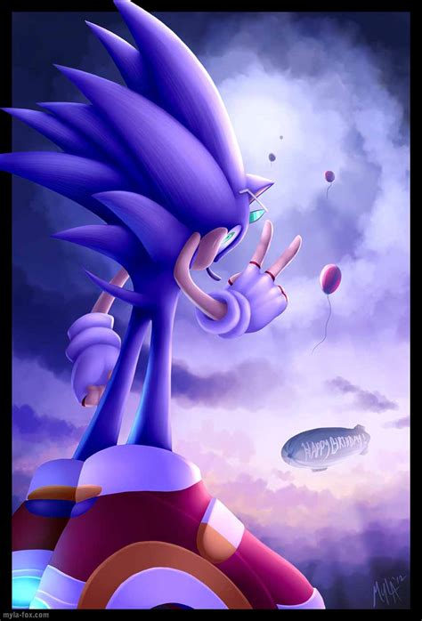 Awesome Collection Of Sonic The Hedgehog Fan Art ~ Csstips